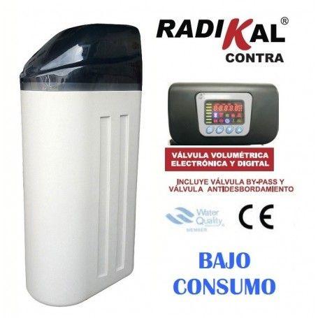 Descalcificador RADIKAL CONTRA 35