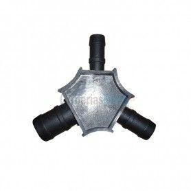 Calibrador Abocardador Escariador 16-20-25