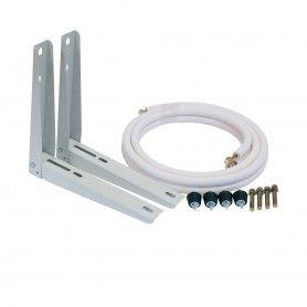 """Kit de instalación para equipos de aire acondicionado 3 Mts. de 1/4"""" x 3/8"""""""