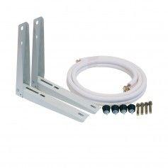 """Kit de instalación para equipos de aire acondicionado 5 Mts. de 1/4"""" x 3/8"""""""