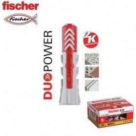 Taco DuoPower 6x30 Fischer (100 Unids.)