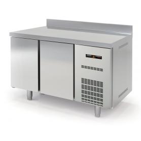 Mesa fría SNACK refrigeración Gama Speed- largo 1,5 Metros Docriluc
