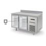 Mesa fría GN 1/1 refrigeración Gama Speed Puertas de Cristal MGVD-135-F Docriluc