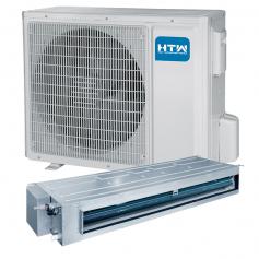 Aire acondicionado Conducto Inverter HTW 4300 frig/h bomba calor L01-R32
