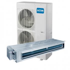 Aire acondicionado Conducto Inverter HTW 13700 frig/h bomba calor trifasica L01-R32