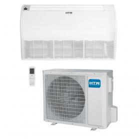 Aire acondicionado Suelo Techo Inverter HTW 4300 frig/h bomba calor L01-R32