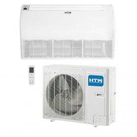 Aire acondicionado Suelo Techo Inverter HTW 8600 frig/h bomba calor L01-R32
