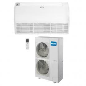 Aire acondicionado Suelo Techo Inverter HTW 14000 frig/h trifasica L01-R32