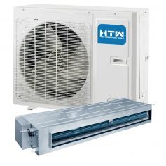 Aire acondicionado Conducto Inverter HTW 10000 frig/h bomba calor L01-R32