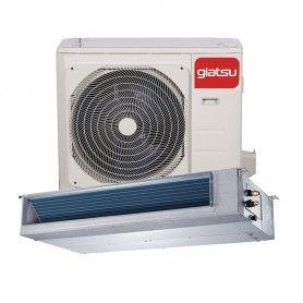 Aire acondicionado Conducto Inverter GIATSU 9000 frig/h bomba calor IX43-R32