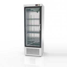Expositor refrigeración DEBR-751 Apertura reversible - largo 0,68 metros Blanco Docriluc
