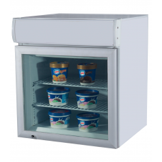 Expositor de congelación sobre mostrador MINIEXPO BT 58 C Fred