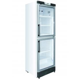 Armario expositor refrigerado 2 puertas AE 390 2P Fred