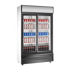 Armario expositor refrigerado de bebidas puertas corredera EXPO 1120 TN PC Fred