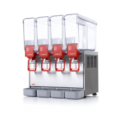 Distribuidor de bebidas frías 8 litros COMPACT 8/4 Ugolini