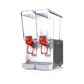 Distribuidor de bebidas frías 20 litros DELUXE 20/2A Ugolini