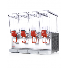 Distribuidor de bebidas frías 20 litros DELUXE 20/4A Ugolini