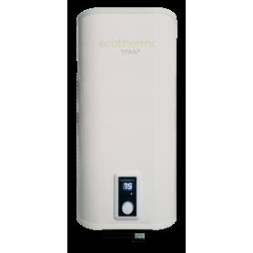 Termo eléctrico instantáneo EcoThermo Titan 2 Climastar 40 litros
