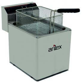 Freidora Eléctrica de 10 Litros Sin grifo 4 Kw (Con Zona Fria)