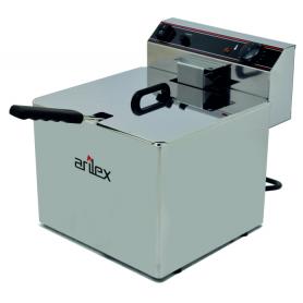 Freidora Eléctrica de 12 Litros Sin grifo Con Zona Fria