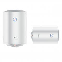 Termo eléctrico GEMINIS by HTW 50 Litros Reversible
