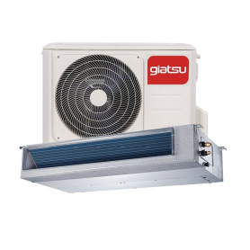 Aire acondicionado Conducto Inverter Giatsu 4500 frig/h bomba calor IX43-R32