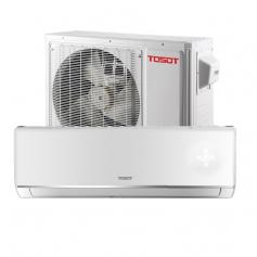 Aire acondicionado Split Inverter Tosot 4000 frig/h con bomba calor LOMO LINE C6