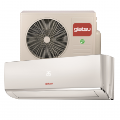Aire acondicionado Split Inverter GIATSU 4500 frig/h bomba calor MAMBA