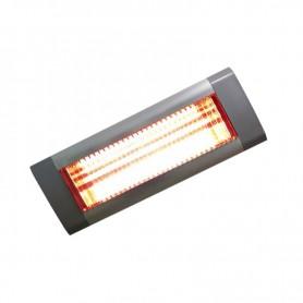Calefactor radiante eléctrico exteriores SOLAR HEAT