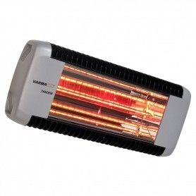 Calefactor eléctrico VARMA  TANDEM Bicolor 2 Kw