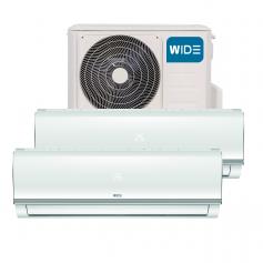 Aire acondicionado MultiSplit 2x1 Inverter WIDE 2200 frig/h + 3000 frig/h