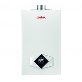 Calentador Estanco ROMBO 12 Litros a gas by Giatsu Butano Propano