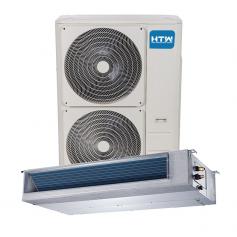 Aire acondicionado Conducto Inverter HTW 13700 frig/h bomba calor trifasica IX43-R32