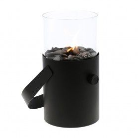 Farolillo a gas COSISCOOP ORIGINAL Negro