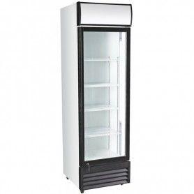 Armario expositor refrigerado de 360 litros Puerta de Vidrio PEKIN