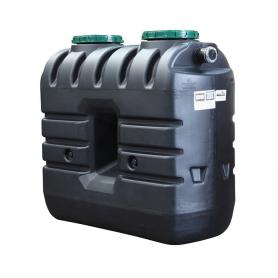 Fosa séptica con filtro biológico EPURBLOC 1500 Litros