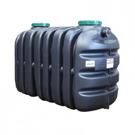 Fosa séptica con filtro biológico EPURBLOC 2000 Litros