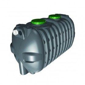 Fosa séptica con filtro biológico EPURBLOC 122 3000 Litros