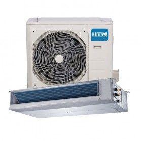 Aire acondicionado Conducto Inverter HTW 10000 frig/h bomba calor IX43-R32