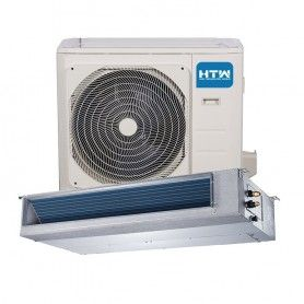 Aire acondicionado Conducto Inverter HTW 7500 frig/h bomba calor IX43-R32