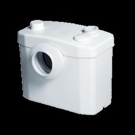 Triturador sanitario adaptable al inodoro y lavabo SaniTop
