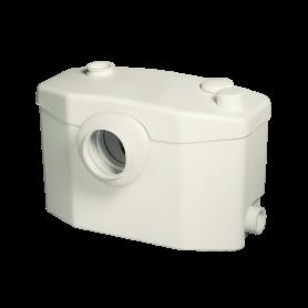 Triturador sanitario para inodoro, lavabo, ducha y bide SaniPro