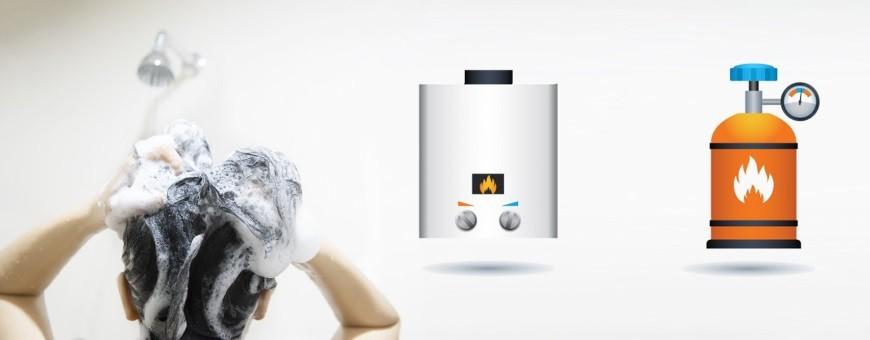 Calentadores Gas Butano
