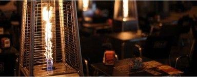 Calefacción y climatización para exteriores