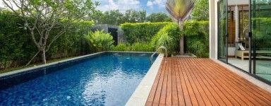 Bombas de calor para piscinas y spa